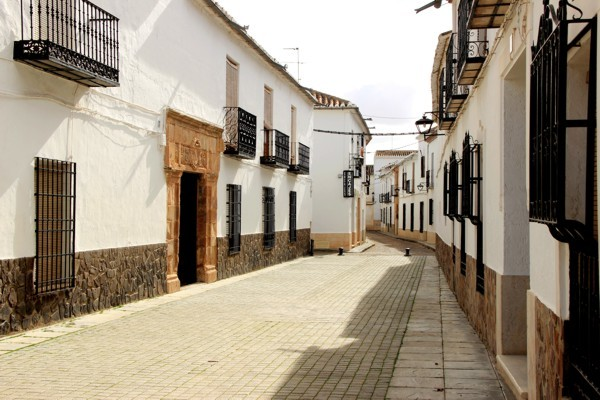 Barrio Noble de Almagro
